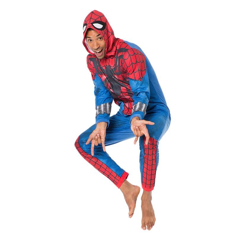 1360bcbed0 Pijama Entero Spiderman de hombre Pijama Entero Spiderman de hombre
