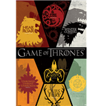 Póster Juego de Tronos (Game of Thrones) 277155