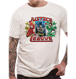Camiseta Justice League 277392