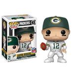 NFL POP! Football Vinyl Figura Aaron Rodgers (Green Bay Packers) 9 cm