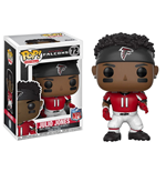 NFL POP! Football Vinyl Figura Julio Jones (Atlanta Falcons) 9 cm