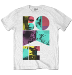 Camiseta David Bowie de hombre - Design: Colour Sax