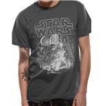 Camiseta Star Wars - Classic New Hope