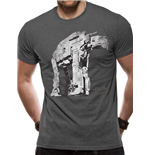 Camiseta Star Wars VIII Walker