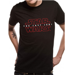 Camiseta Star Wars VIII Logo