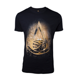 Camiseta Assassins Creed - Hieroglyph Crest