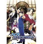 Póster Ace Attorney 278556