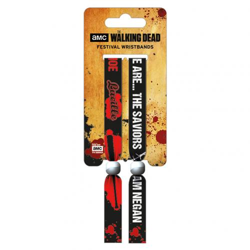 Pulsera The Walking Dead 278772