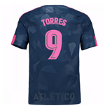 Camiseta 2017/18 Atlético Madrid 2017-2018 Third (Torres 9)