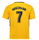 Camiseta 2017/18 Atlético Madrid 2017-2018 Away (Griezmann 7)