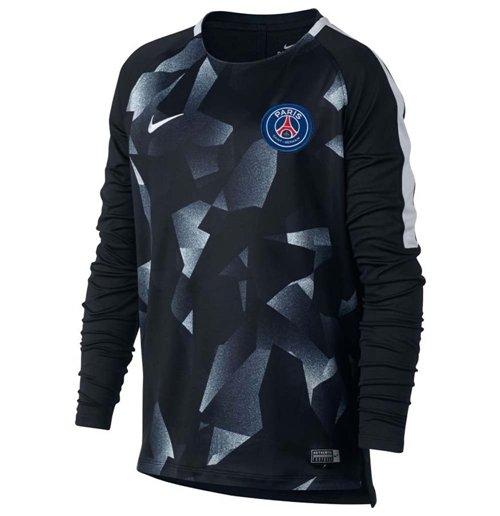 53e53dd2536eb Compra Camiseta Paris Saint-Germain 2017-2018 (Negro) Original