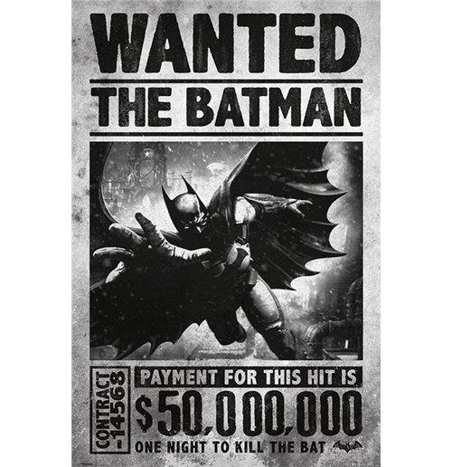 0be363a8f Póster Batman 279104 Original  Compra Online en Oferta