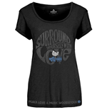 Camiseta Woodstock de mujer - Design: Surround Yourself