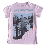 Camiseta One Direction de mujer - Design: Take Me Home