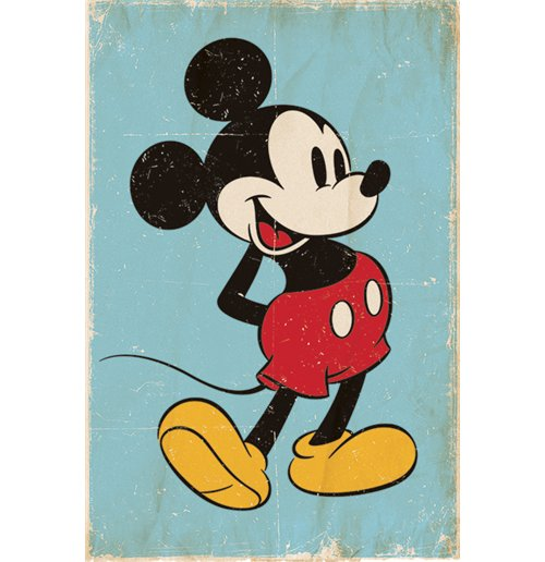 Póster Mickey Mouse 279330