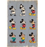 Póster Mickey Mouse 279331