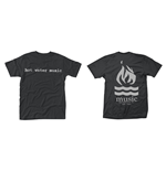 Camiseta Hot Water Music TRADITIONAL