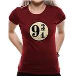 Camiseta Harry Potter Platform 9 3/4s