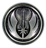 Star Wars Chapa Clicks Jedi Order