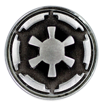 Star Wars Chapa Clicks Galactic Empire