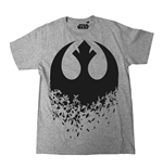 Camiseta Star Wars VIII Rebel Destroy