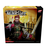 Avalon Hill Juego de Mesa Betrayal at Baldur's Gate inglés