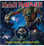 Vinilo Iron Maiden - The Final Frontier (2 Lp)