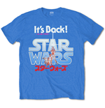 Camiseta Star Wars It's Back! Japanese