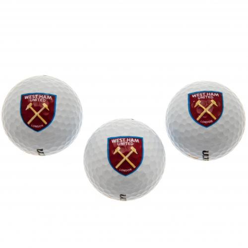Pelotas de golf West Ham United