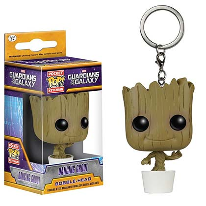 Llavero Guardians of the Galaxy