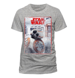 Camiseta Star Wars VIII BB-8 Reveal