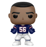 NFL POP! Football Vinyl Figura Lawrence Taylor (New York Giants) 9 cm