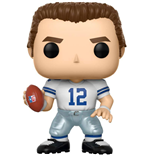 NFL POP! Football Vinyl Figura Roger Staubach (Dallas Cowboys) 9 cm