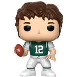 NFL POP! Football Vinyl Figura Joe Namath (New York Jets) 9 cm