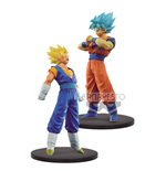 Dragonball Super Warriors Figuras DXF SSJ Vegetto & SSJ Blue Goku 18 cm Surtido (2)