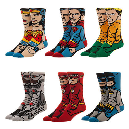Calcetines Justice League