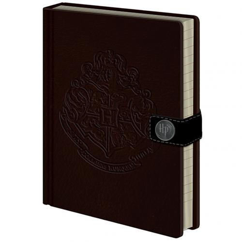 Libreta Harry Potter Hogwarts
