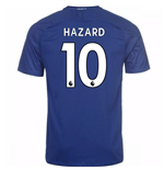 Camiseta 2017/18 Chelsea 2017-2018 Home (Hazard 10)