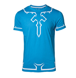 Camiseta The Legend of Zelda – Link's Breath of the Wild
