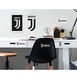 Vinilo decorativo para pared Juventus Logo