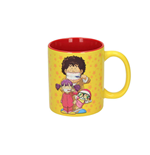 Dr. Slump Taza Family Teeth