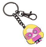 Harry Potter Llavero Cutie Collection Luna Lovegood (plateado)
