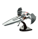 Star Wars Maqueta Level 3 1/257 Sith Infiltrator 10 cm