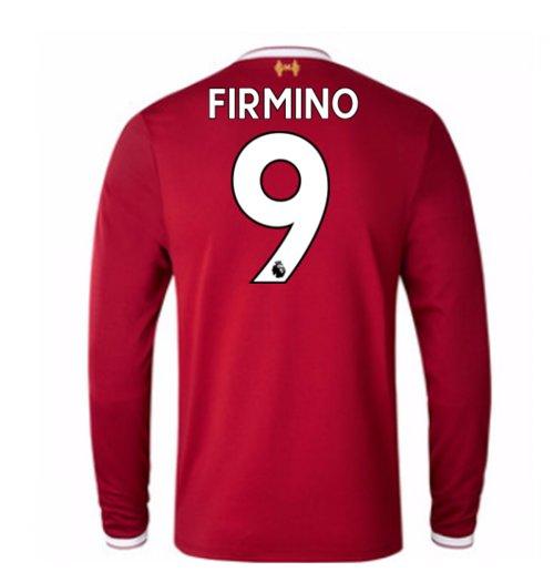 Camiseta Liverpool manga larga
