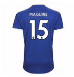 Camiseta 2017/18 Leicester City F.C. Home (Maguire 15)