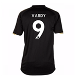 Camiseta 2017/18 Leicester City F.C. Away (Vardy 9)