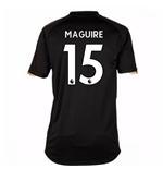 Camiseta 2017/18 Leicester City F.C. Away (Maguire 15)