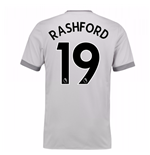 Camiseta 2017/18 Manchester United FC 2017-2018 Third (Rashford 19)