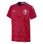 Camiseta Republica Checa Fútbol 2018-2019 Home