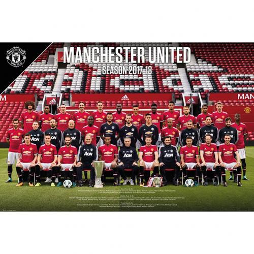 Póster Manchester United FC 281565